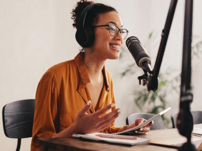 Bingeworthy Podcast Picks for Business, Motivation, Fun, and More
