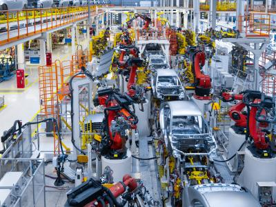 Supporting Manufacturing Clients During Change