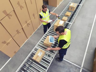 Supporting Logistics Clients During Change