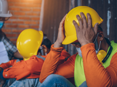 How Mental Health is Being Addressed in the Construction Industry